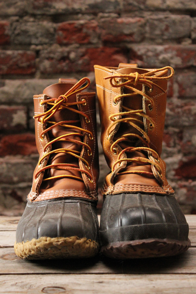 Bean Boots Vs Maine Hunting Shoe | Cork Grips