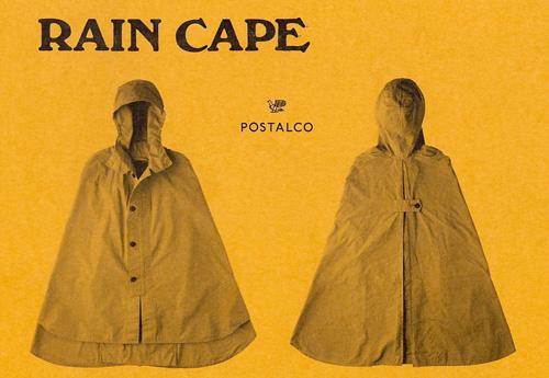 The Rain Cape Cork Grips